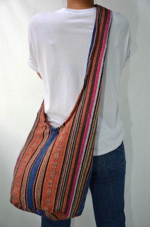 Nepali Hippie Hobo Boho Sling Messenger Bag Cross body PNP6268