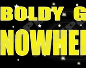 Obama...Boldly Going Nowhere...