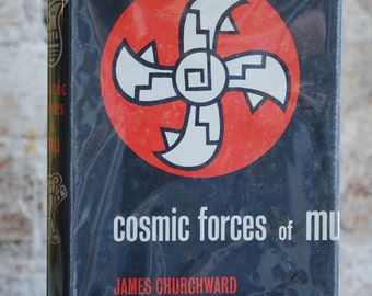Vintage Book, Cosmic Forces of Mu
