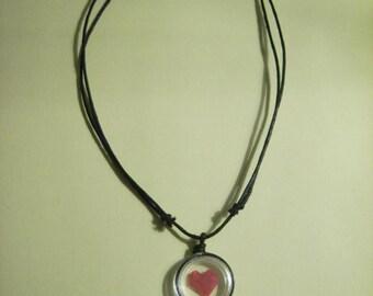 "Origami chain ""Heart"""