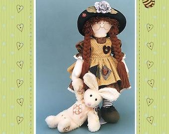 Lizzy & Chloe Rag Doll Pattern