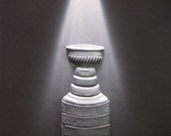 Spotlight Art - Stanley Cup