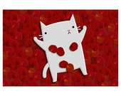 MovieCat - American Beauty - 5 x 7