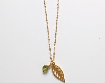 Leaf Necklace, Leaf Charm, Leaf Jewelry, Mini Leaf, Gold Leaf Charm, Leaf Pendants, Nature Pendants, Charms for Bracelets, Leaves Jewelry