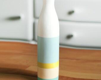 Painted Ceramic Vase Home Decor