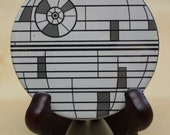 Star Wars POCKET MIRROR Death Star - geekery - gift - nerd