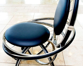 Bike Part (Bicycle Wheels) Chair - S-2 XO