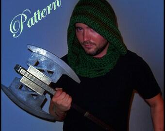 """Elven Ranger Hood """"""""""""P A T T E R N"""""""""""""""