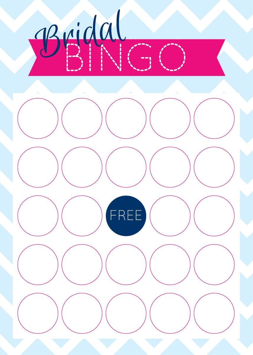 Blank Bingo Cards Bingo, bingo card, baby shower
