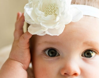 items similar to baby flower crown on etsy