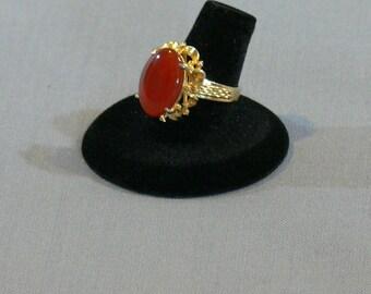 SALE - Ring-Ladies-Gold-tone- FS-241