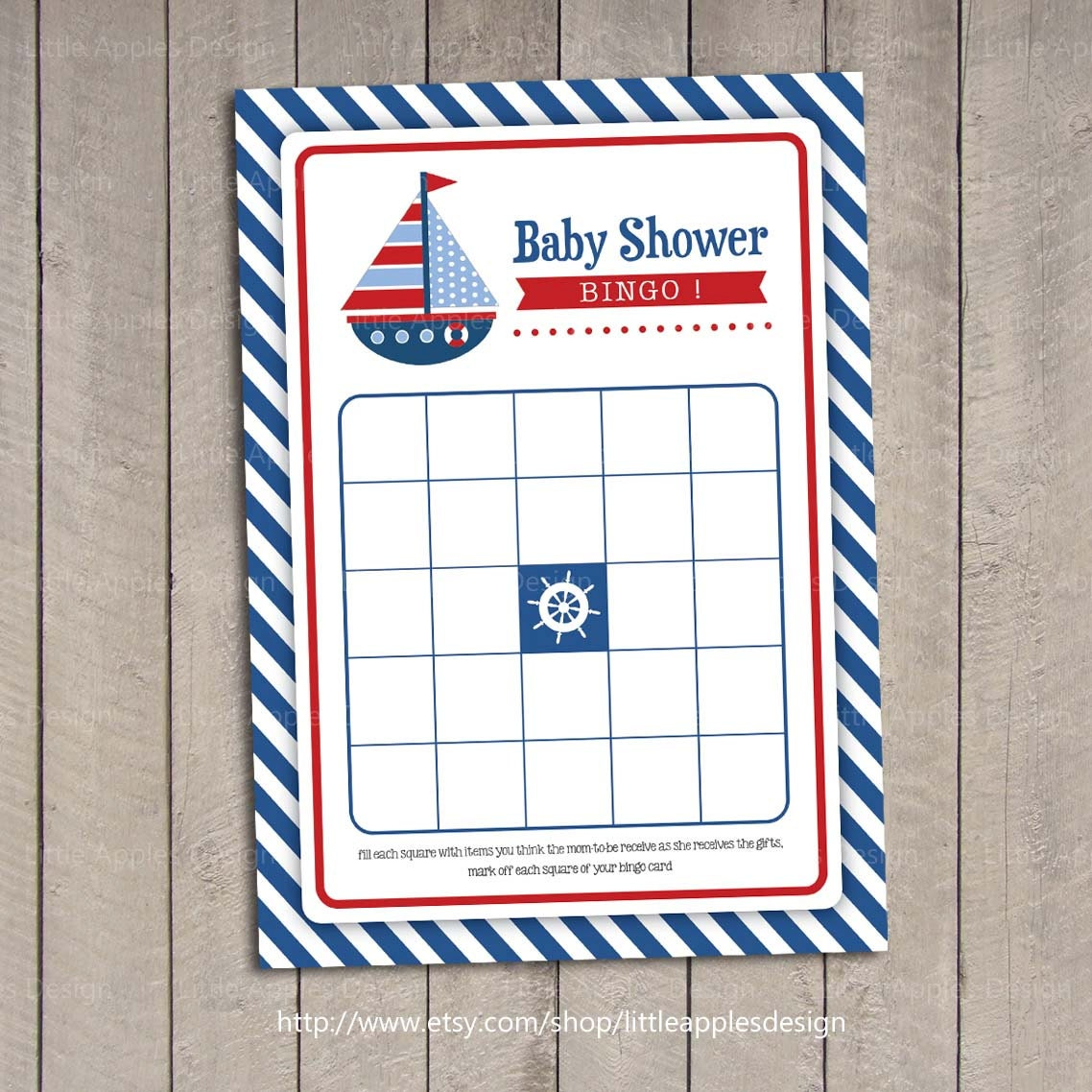 It's just an image of Epic Nautical Baby Shower Printables