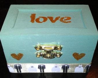 Wedding/Party Favor Trinket Boxes (2 designs)