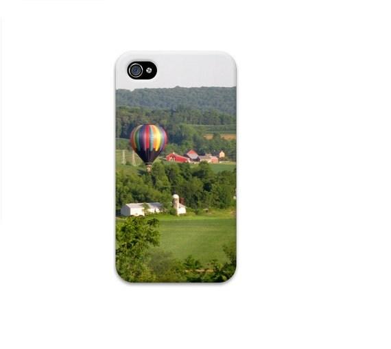 Hot Air Balloon iphone 6 case, Wizard of Oz iphone 5 case, Pixar's Up, farm iphone case, pretty iphone case, summer iphone case, iphone 6