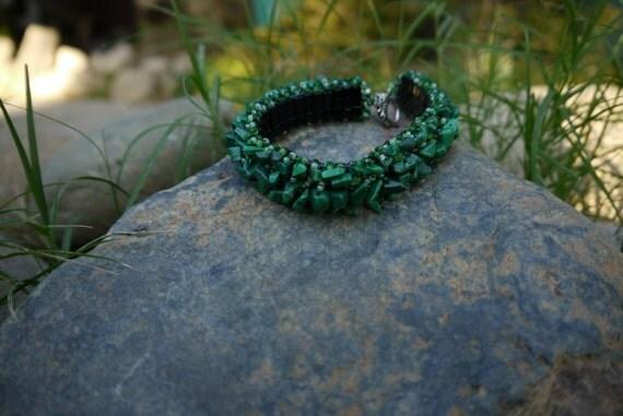 Malachite Madness Bracelet