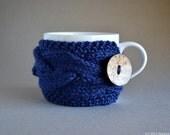 Knit Coffee Cup Cozy, Coffee Mug Cozy, Knit Coffee Sleeve, Tea Cozy, Knit Coffee Cozy, Coffee Cup Sleeve, Coffee Cup Cozy, Gifts Under 20