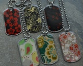 Doggone It Wholesale Lot of Resin Dog Tag Necklaces