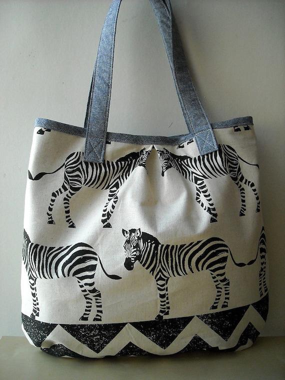 Zibra - Tote Bag