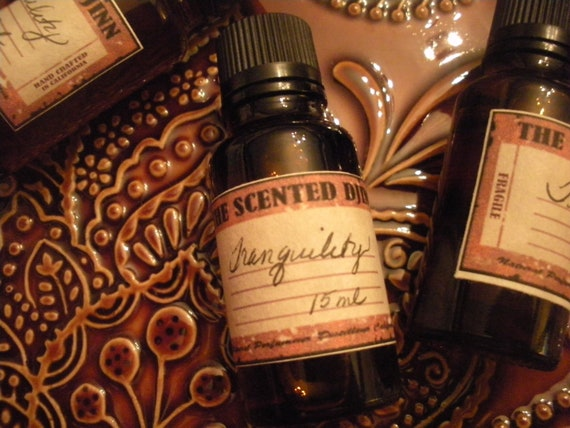 Tranquility Perfumed Anointing Oil