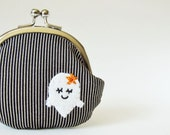 Coin purse Miss Ghost