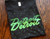 Detroit Galaxy T-Shirt (Sizes: XS,S,M,L,XL,2XL)
