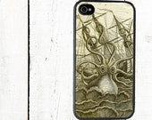 iphone 6 case Kraken iPhone Case, Sea Monster iPhone 4 Case - iPhone 5 Case