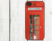iphone 6 case London Telephone Booth Cell Phone Case - iPhone 4, 4s Cover - iPhone 5 Case - British Telephone Box - Galaxy s3 s4 s5