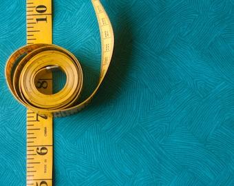 Woodgrain Herringbone - BLUE SKY - Original Fabric Design