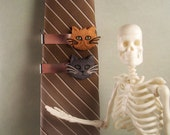 Cat Tie Clip (your choice)