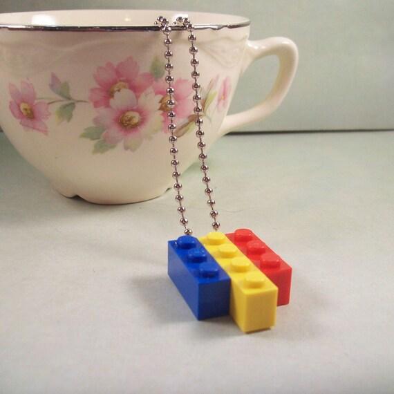 Lego Necklace