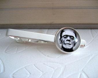 Frankenstein Tie Clip