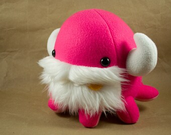 Custom Baby Viking Octopus