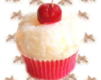Cinnamon Yum Yums Cupcake Candle Spicy Bakery Scent