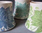 Lotus... Favorite Mug... Made to Order