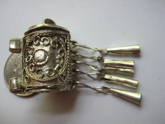 Ethiopian prayer box Pendant