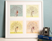My Favourite Spot Series of Framed Prints