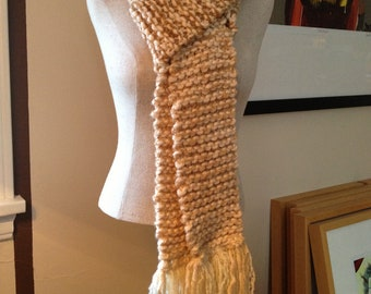 Extra Long Chunky Scarf