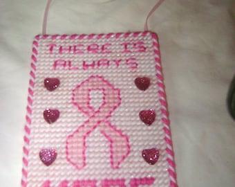 Breast Cancer Hope Sign  #918