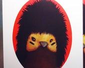 Nikki Sixx - Digital Print  Rock n Roll 80s Warbler 8.5x6.25