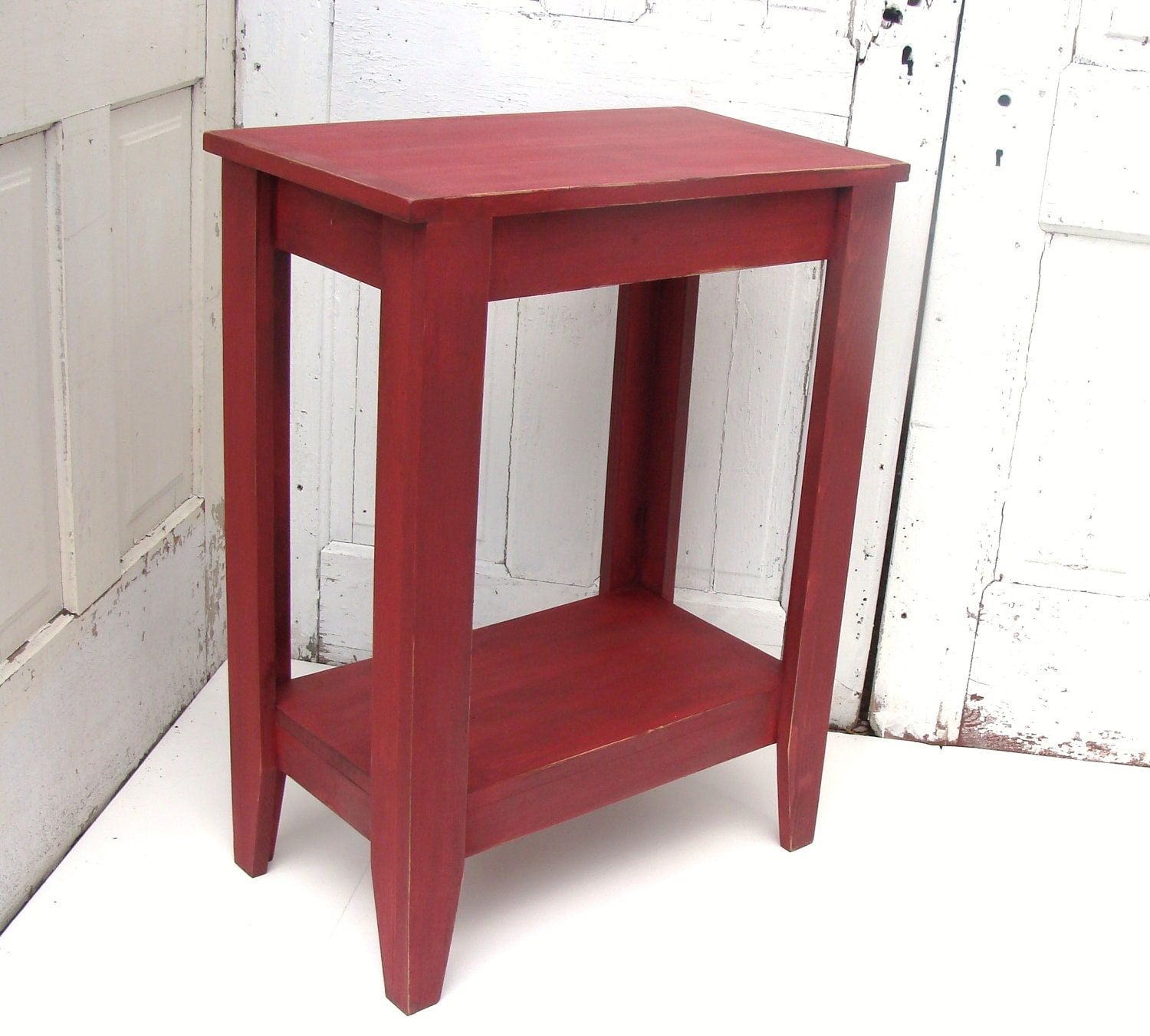 Entryway Table Side Table Console Table Rustic