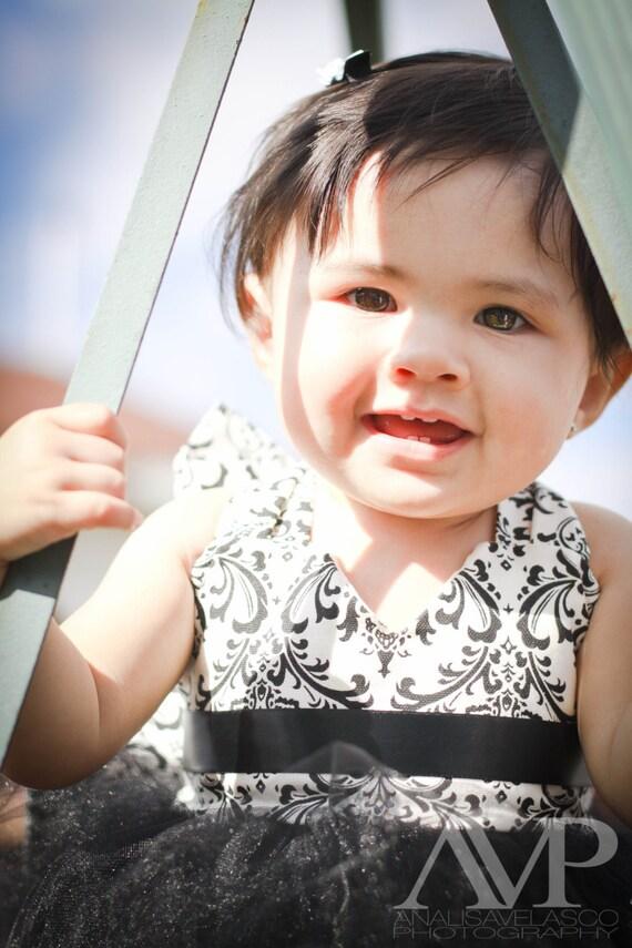 CUSTOM Baby Dress 1st Birthday Flower Girl