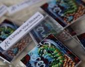 5 Unique Vinyl Stickers - Free Shipping