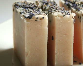 Lavender Fields Olive Oil Soap Bar