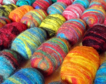 75 Felted Soap Bars Unique Gift in Bulk Wholesale Store Item