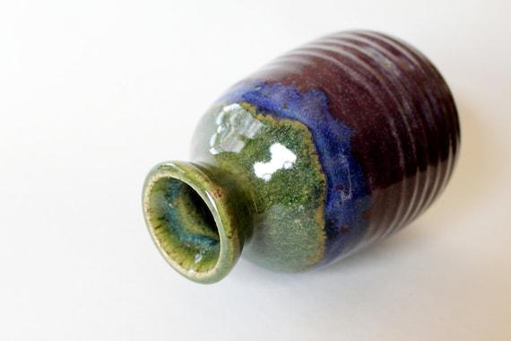 Liquid Soap Dispenser Pottery Jar // Large - Holds 16 oz