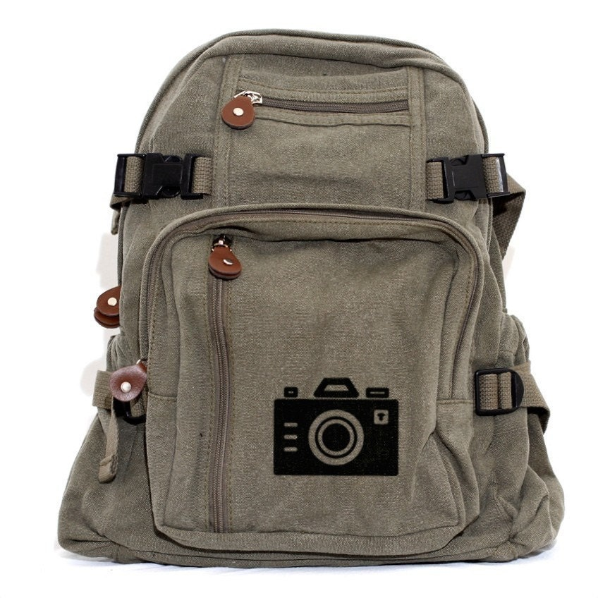 Camera backpack | Etsy