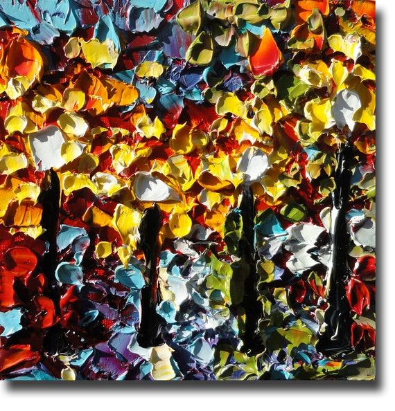 NEW ORLEANS Original Oil Painting  Palette Knife Painting ART B. Sasik