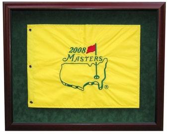 Golf Flag Display Case