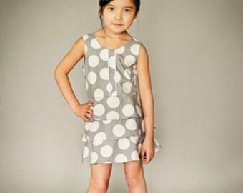 20% Off! Figgy's PATTERN - Scirroco Dress
