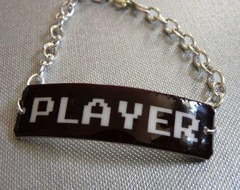 SALE player bracelet